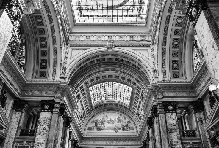 Photo Palacio Legislativo (Uruguay) by Jose Arechaga on 500px