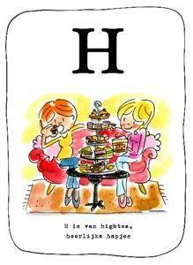 blond amsterdam alfabet - Google zoeken