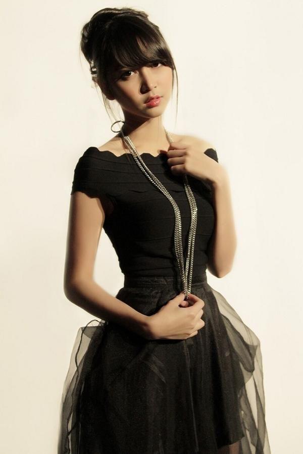 Jessica Veranda #black #dress