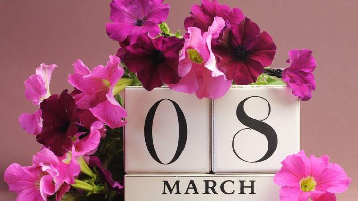 Happy Women's Day♥Francis Goya ♥ Besame Mucho