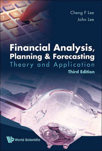 Financial Analysis, Planning and Forecasting: Theory and Application