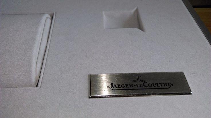 SUBLIME COFFRET MONTRE D'EXCEPTION JAEGER LECOULTRE ,BOIS ET ALUMINIUM | eBay