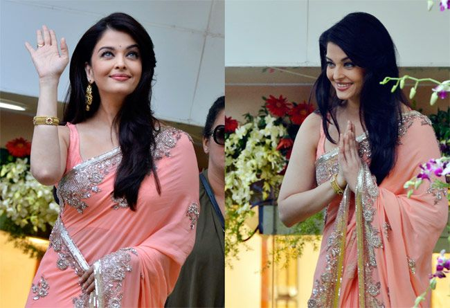 Bollywood actress Aishwarya Rai Bachchan appeared Monday at a jewelery launch event. Aishwarya looking fit and beautiful in recent days had faced.