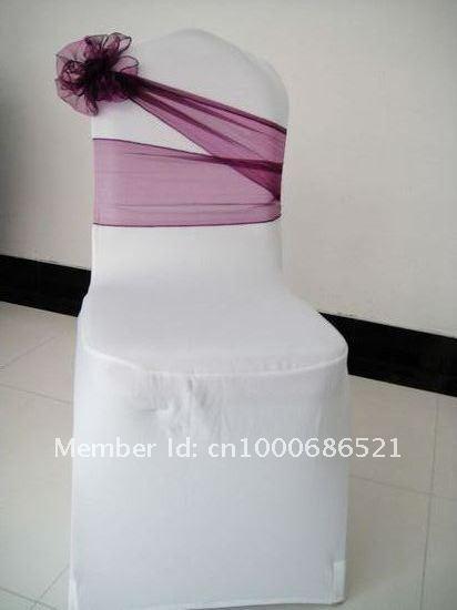 chair sash idea