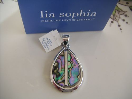 75 best lia sophia slides ankle bracelets toe rings images on lia sophia chameleon slide pendant silver with genuine abalone 542 retailed for 38 in aloadofball