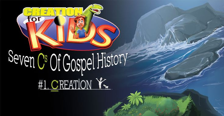 A great article for kids from Creation Ministries International: The Seven C's of Creation. @apologiaworld #creation