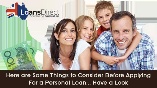Here are some things that are required to consider before applying or a #PersonalLoan... Browse them all from here...