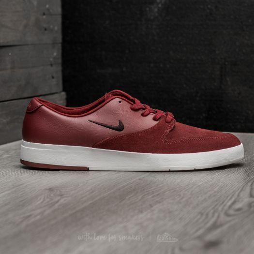 online store 47785 55468 Nike SB Zoom P-Rod X Dark Team Red  Black-Sail at a