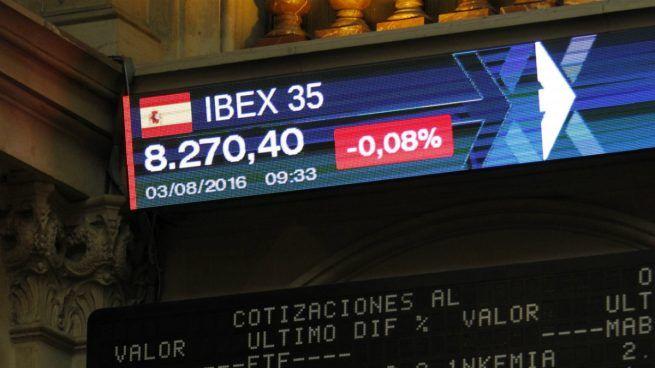 El Ibex 35 no logra esquivar los recortes y cierra con caídas de un 056%