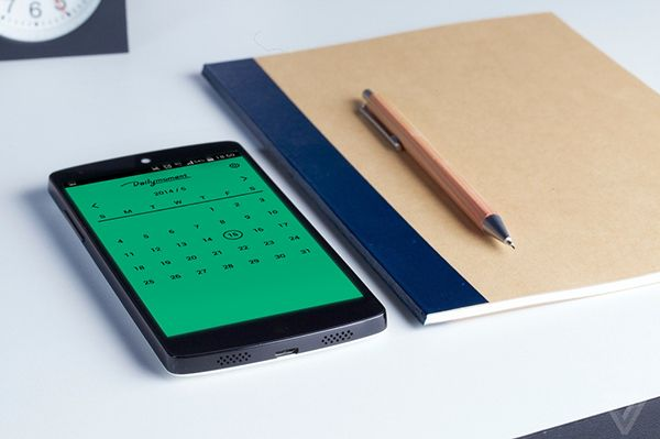 Dailymoment - android app on Behance