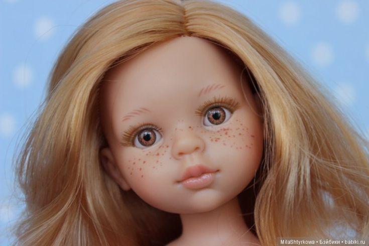 Карла от Paola Reina (Паола Рейна), 32 см (со стрижечкой