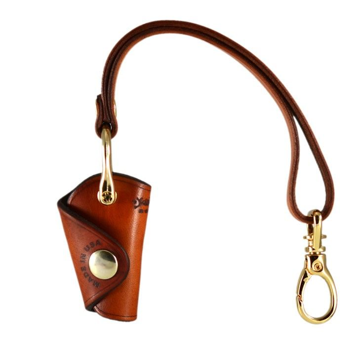 KEY HOLDER Tan Good For When You Don 39 T Want Your Keys Making Noise