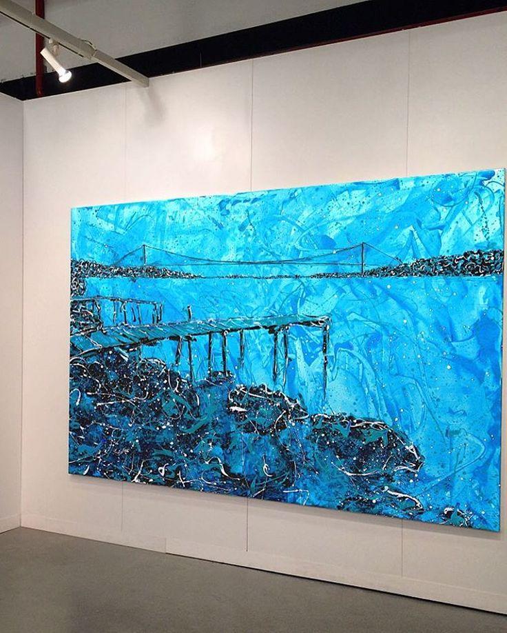 """Exhibition 2014""   artwork #fineart #draw #drawing #artdrawing #artofdrawing #resim #ressam #serdarabay #serdar_abay #istanbul #bosphorus"