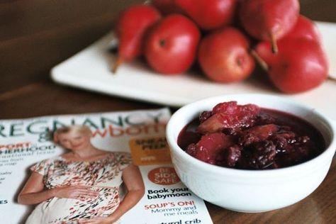 Scandinavian Autumn Fruit Soup recipe on Food52