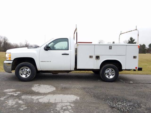 2008 Chevy 2500 HD Utility Truck