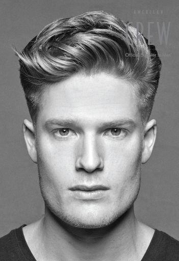 Mr.Cool Модная мужская стрижка и укладка/прическа 2014 men (men hairstyle 2014)…