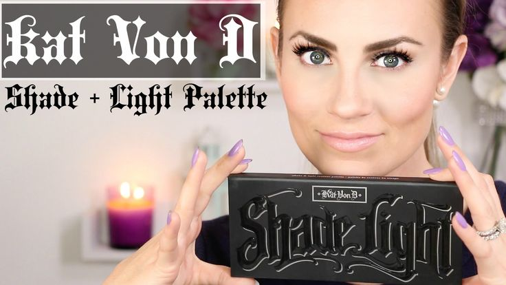 How To: Highlight & Contour with Powder || Kat Von D Shade + Light Contour Kit Tutorial #HelloGorgeous #AngelaLanter #HelloGorgeousTV