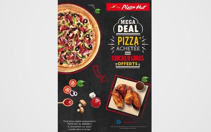 Pizza Hut promo flyer - Digital Syndrom http://www.digitalsyndrom.net/project/pizza-hut-promo-flyer/