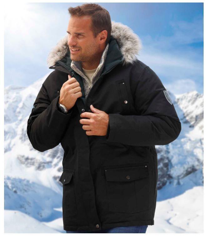 Parka vêtement homme Atlas for Men