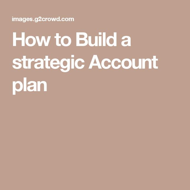 8 best Yearly IT Strategy Review images on Pinterest Yearly - account plan templates