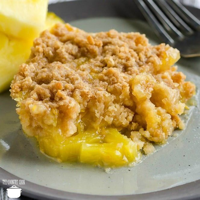 Best ritz pineapple casserole