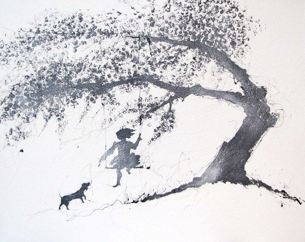 Abe Opperman's art, inspired by childhood memories, has a brushstroke second to none. http://abeopperman.com/