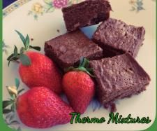 Recipe French Fudge Brownie Cake by Kim-Harrison - Recipe of category Baking - sweet