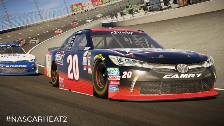 First Look: NASCAR Heat 2 Brings More Racing Than Ever With New Series and Tracks - http://www.sportsgamersonline.com/nascar-heat-2-more-racing/
