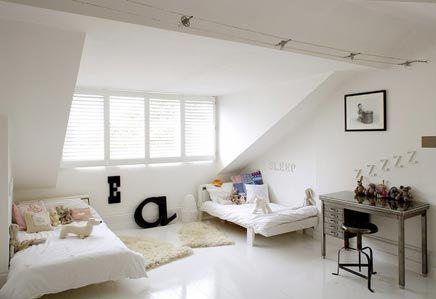 Interieur ideeen voor op zolder