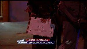 Galdinosaqua no Rio de Janeiro: Atiradores matam duas pessoas em pizzaria no Graja...