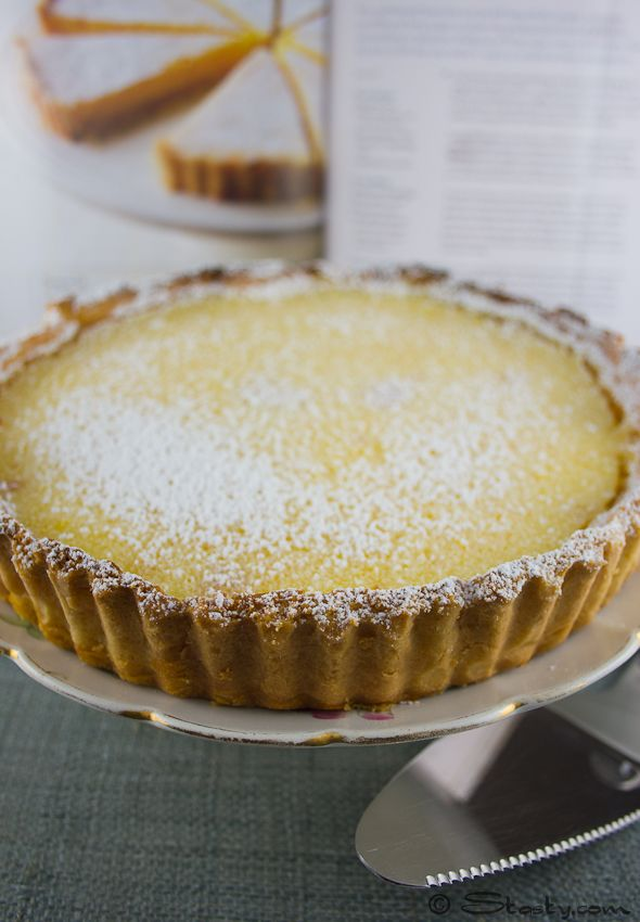 Mary Berry's Tarte Au Citron – Stasty