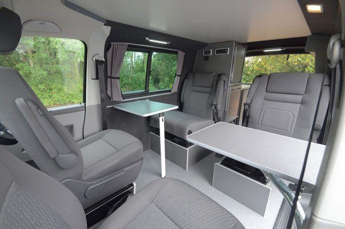 VW Campervan Rear Kitchen Toilet 1