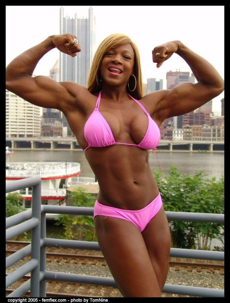 Donna d errico vs big black cook 10