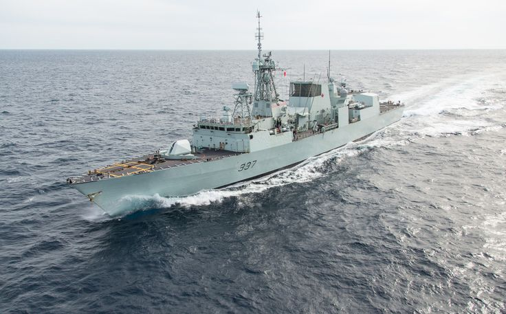 The 12 Canadian-built Halifax-class multi-role patrol frigates are considered the backbone of the Royal Canadian Navy are nearing retirement.