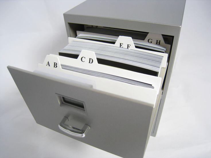 Cardboard Filing Cabinet Dividers
