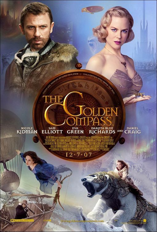 Click to View Extra Large Poster Image for The Golden Compass