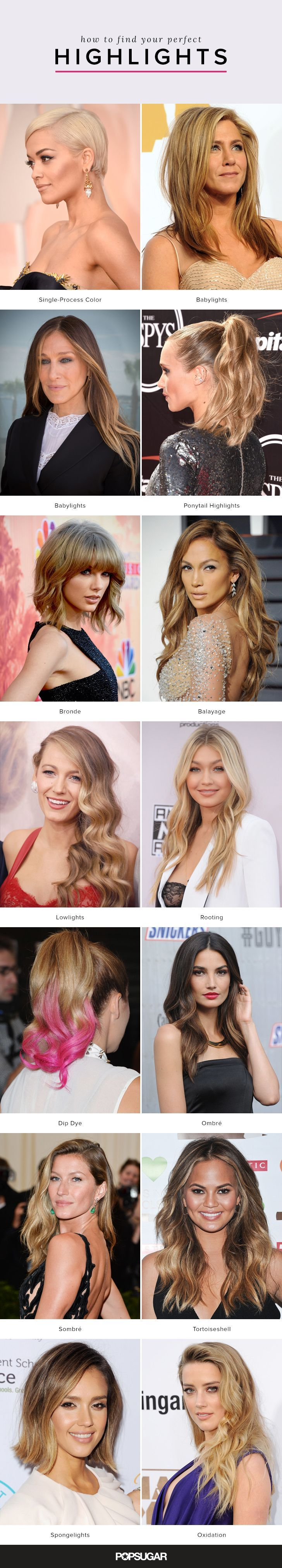 Ombré? Balayage? Bronde? There are so many hair color terms floating around, and it all sounds French to us! No one expects you to be a professional when you call to make a bleach appointment. But knowing a few of the key buzzwords can be the defining difference between getting a Cara Delevingne ombré and a Pamela Anderson platinum (yikes!). We spoke with L'Oréal Paris celebrity colorist Kari Hill to break down all the techniques.