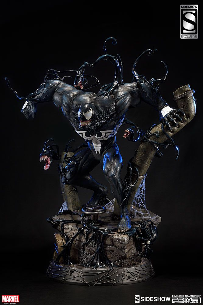 Marvel Venom Statue by Sideshow Collectibles | Sideshow Collectibles