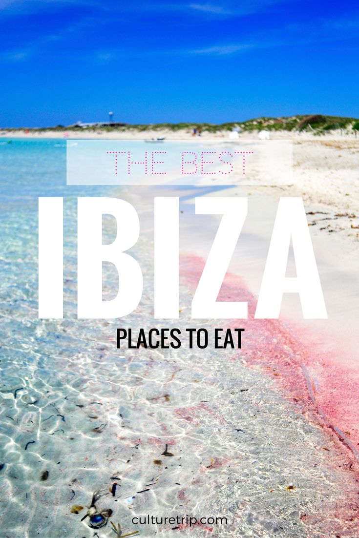 Ibiza's 10 Best Restaurants: Parties, Food & Sun // © Amir Illusion // Creative Commons