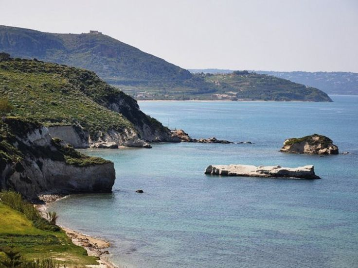 Kera beach - at 20 km from the city of Chania, it got its name from the church of Virgin Mary Kera, who according to the legend, once saved the locals from a pirate raid. #Greece #Crete #Chania #Terrabook