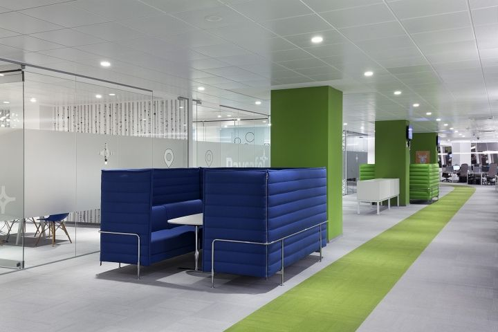 Paysafe office space by cache atelier, Sofia – Bulgaria » Retail Design Blog