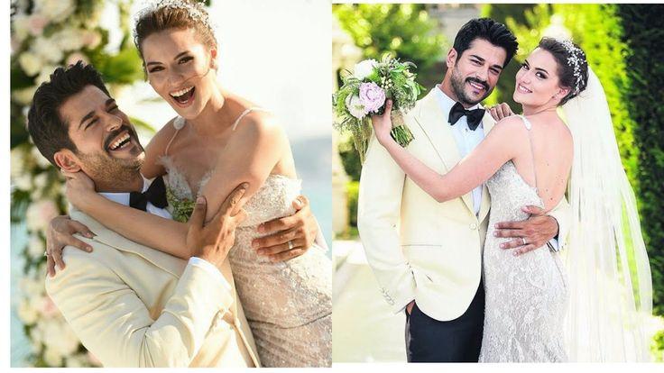 BURAK OZÇİVİT & FAHRİYE EVCEN & ilk dansı & Düğün Eğlencesı