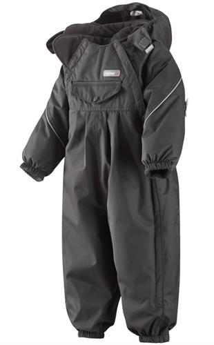 ReimaTec, Dress, Baby, Valence, Mørkegrå Overaller - Lekmer.no – Baby og Barneklær på nettet, str. 80, kr. 599,-