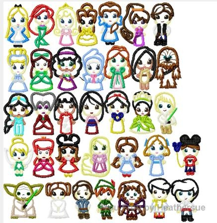 Top 25 Ideas About Disney Cuties On Pinterest Disney Disney Cuties Princess Printable