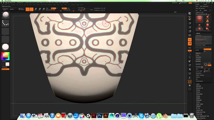 416 best tutorial zbrush images on pinterest for Mirror zbrush