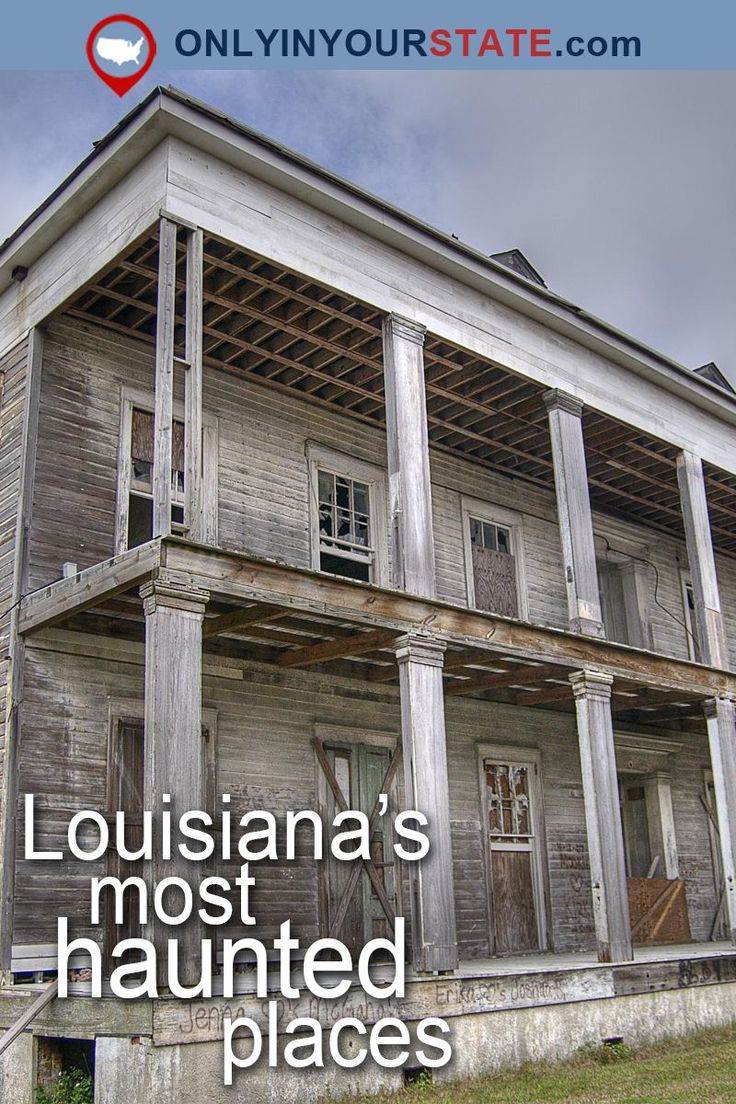 Travel   Louisiana   Attractions   Real Haunted Places   Haunted US   Ghost Stories   Abandoned Places   Paranormal Activity   Haunted House   Scary   Ghosts   Haunted Hotel   Things To Do   Places To Visit   Haunted Cemetery   Louisiana Tombs   Shrevepor