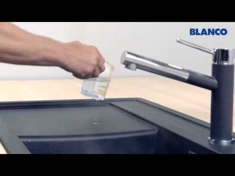 How-to Video: Clean your BLANCO SILGRANIT Sink - YouTube