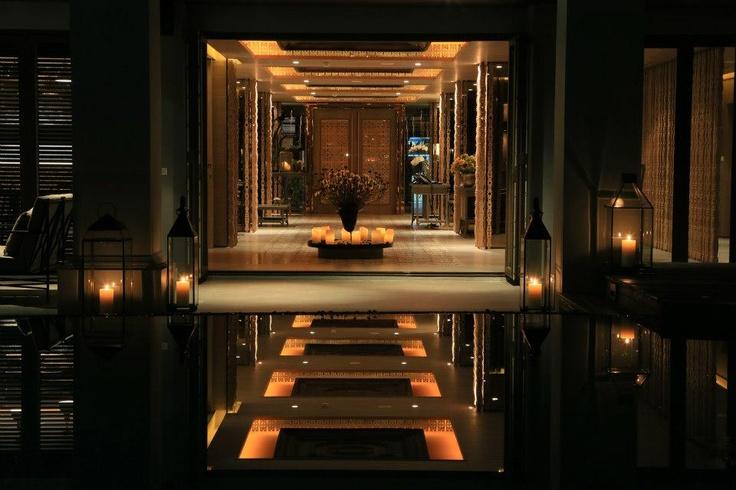 Lobby - Riva Surya Bangkok, Thailand.