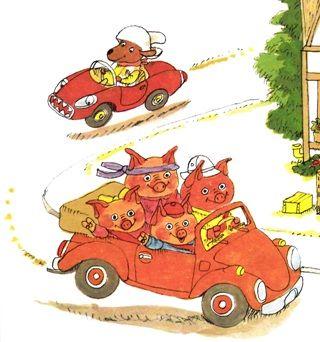 The Three Pigs