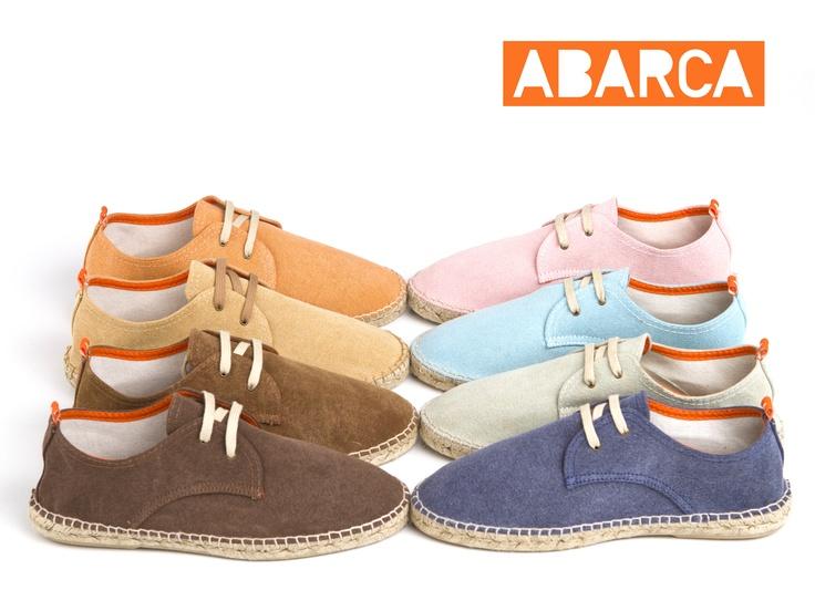 De reciente fabricación, a través de la página web www.tutete.com podréis adquirir en unas semanas nuestra colección Abarca Baby, destinada a los más peques de la casa.      Cómodos, simpáticos, elegantes y seguros, se trata de un calzado elaborado artesanalmente en España y testado por expertos en zapatos para bebés.